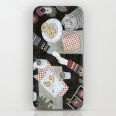 Fall Date iPhone & iPod Skin