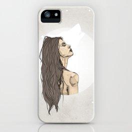 Lupus iPhone Case