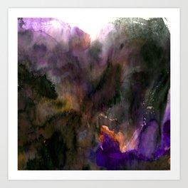 Vellum Bliss No. 7-2A by Kathy Morton Stanion Art Print