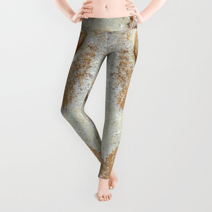 Natures Rock Art 2 Leggings