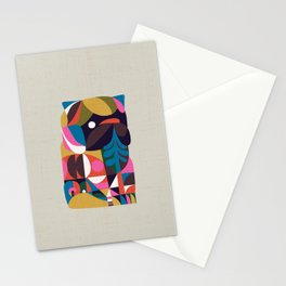 Nordic Pug Stationery Cards
