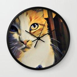 Chupi Wall Clock