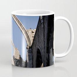 Carmo Ruins Surviving Arch Coffee Mug