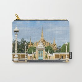 Royal Palace II, Phnom Penh, Cambodia Carry-All Pouch