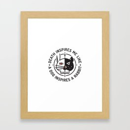 HDS Framed Art Print