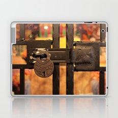 All Locked Up Laptop & iPad Skin