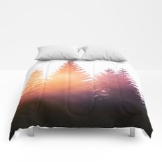 Morning Glory Comforters