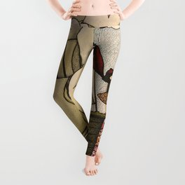 your chances are 50/50 Leggings