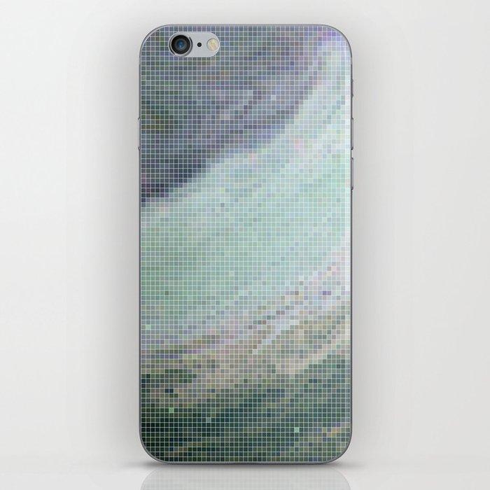 Saturn Infrared iPhone Skin