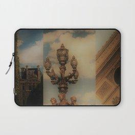 Paris Triptych 3 Laptop Sleeve