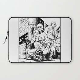 Ghost in the Shell: Section 9 Laptop Sleeve