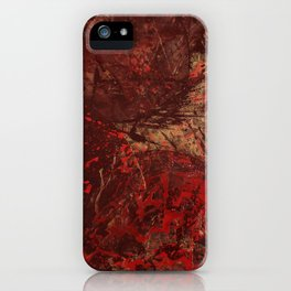 Cytomegalo iPhone Case