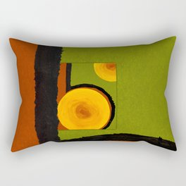 Emerald Five Rectangular Pillow