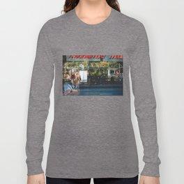 Greener Busses - overlapper Long Sleeve T-shirt