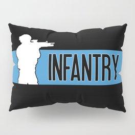 Infantry Blue Pillow Sham