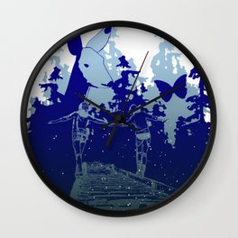 always with you Wall Clock