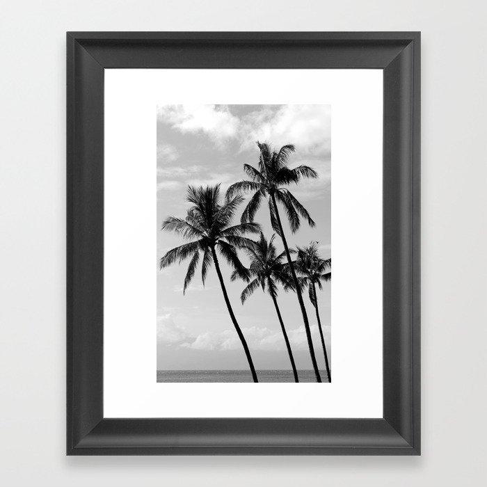 Tropical Darkroom #145 Gerahmter Kunstdruck