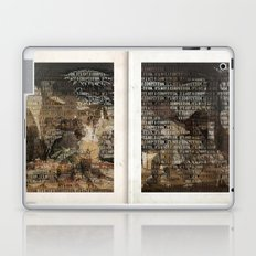 It's not a competition 03b Laptop & iPad Skin