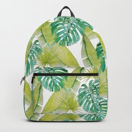 Colombian Leaves Backpack
