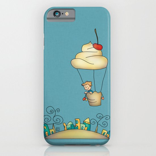 Sweet world iPhone & iPod Case