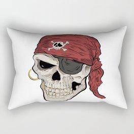 Yo ho ho and a bottle of rum Rectangular Pillow