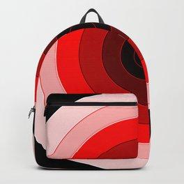 red target Backpack