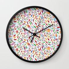 BP 54 Fish Wall Clock