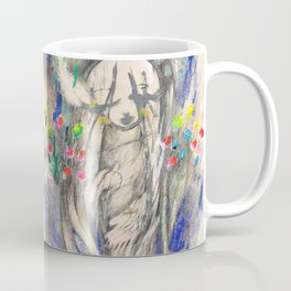 Mary I (Cocoon) Coffee Mug