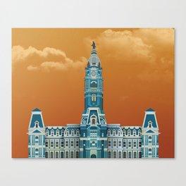 City Hall - Philadelphia Canvas Print