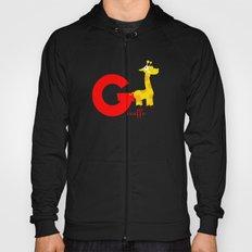 g for giraffe Hoody