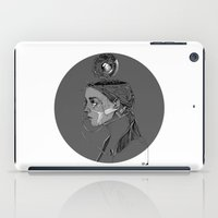 beast iPad Cases featuring BEAST by alecaballero