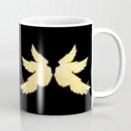 Archangel Lucifer with Feather Light Coffee Mug