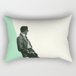 Cool As A Cucumber Rectangular Pillow