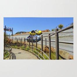 Radiator Springs Racers Rug