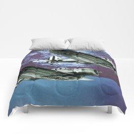 Audacious Skies Comforters