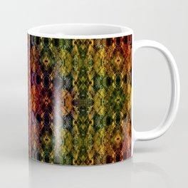 Kaleidescape Pattern Coffee Mug