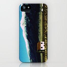 i live here iPhone Case