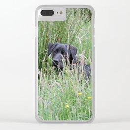 Labrador Clear iPhone Case