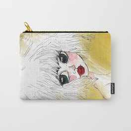 Doll Girl  Carry-All Pouch