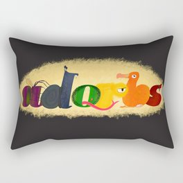 Adorbs [Monsters] Rectangular Pillow