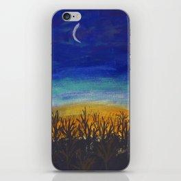 October iPhone Skin