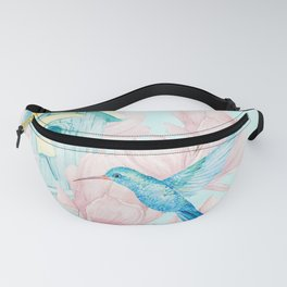 Sweet Summer (Hummingbird Paradise) Fanny Pack