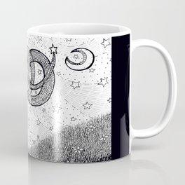 Bottling Starlight Coffee Mug