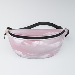 Clouds in a Pink Sky Fanny Pack