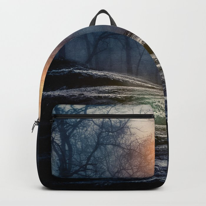 From small beginnings and big endings. Backpack
