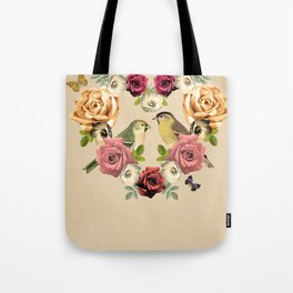Song Bird 3 Tote Bag