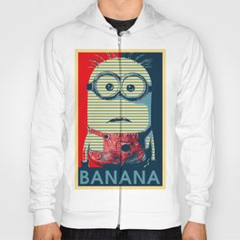 Minion banana Hoody