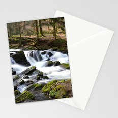 Trees and Water Stationery Cards