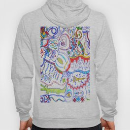 The croc, owls and friends Hoody