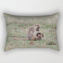 Mother/baby Rectangular Pillow